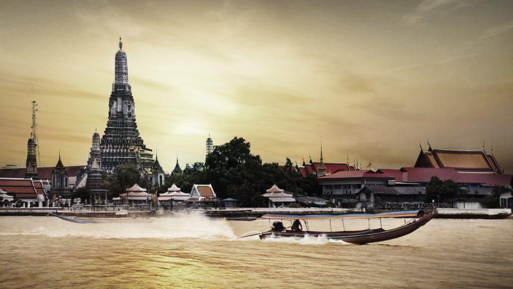 Impressionen am Chao Praya