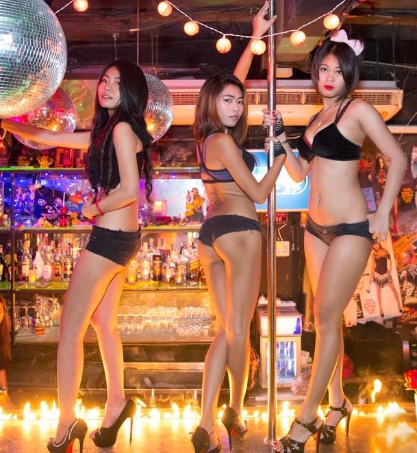Gogo-Bar Patpong