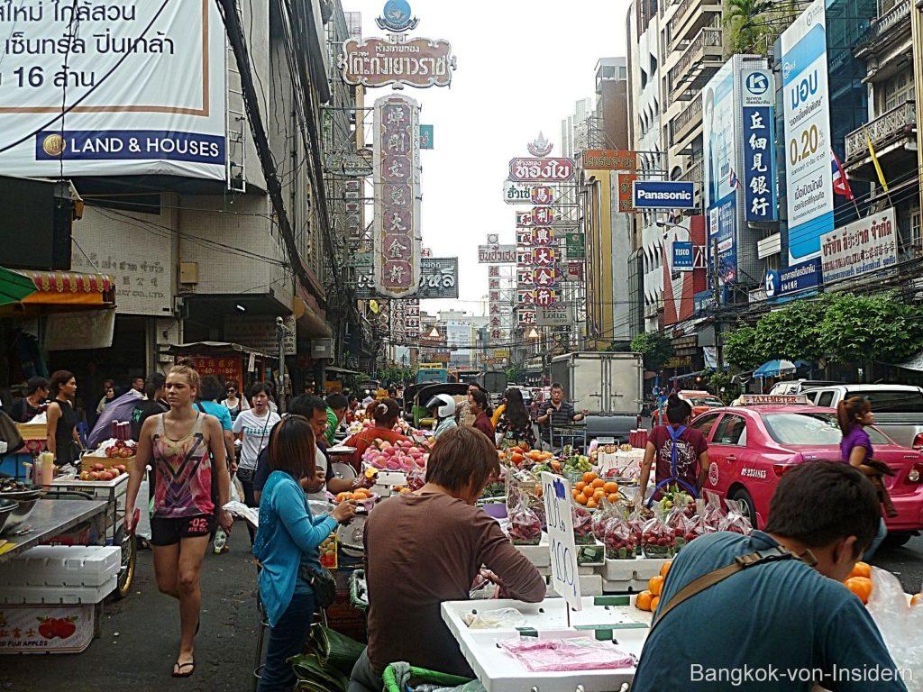 Yaorowat Chinatown