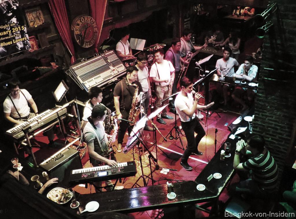 Saxophon Pub Bangkok