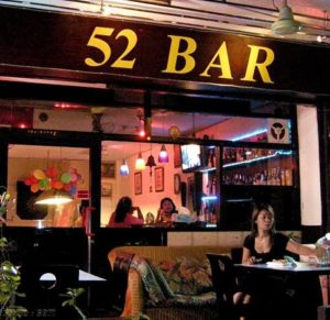 Bar 52 im ehemaligen Washington Square