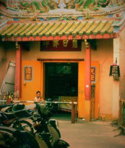 Chinatown chinesischer Tempel