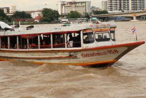 Expressboot in Bangkok