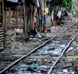 Jet Sip Rai, der Khlong Toey Slum
