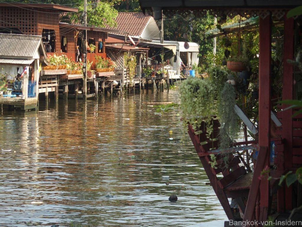 Stimmung am Khlong Bang Luang
