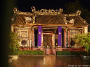 Kian-Un-Keng-Shrine Tonburi
