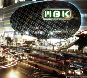 Shopping Mall MBK
