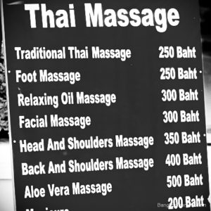 Oil Massage Shop
