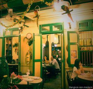 das ehemalige Bangkok