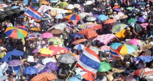 Proteste Bangkok
