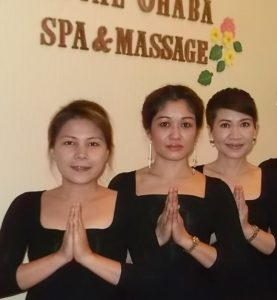 Massage und Spa Bangkok