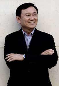 Premierminister Thaksin