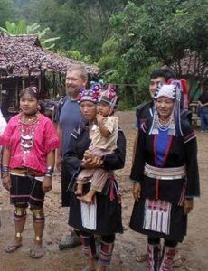 Hill Tribes Nordthailand