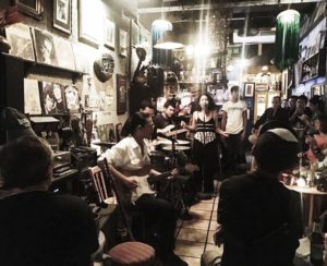 Adhere 13th Blues Bar in Bangkok