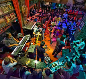 Saxophone club Bangkok