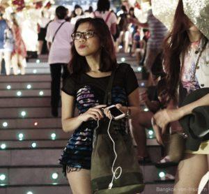 Einkaufen in Bangkok