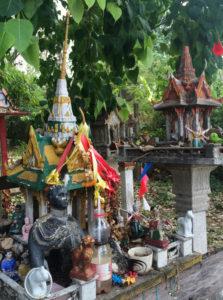 Geisterhäuschen Bangkok