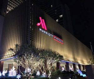 Marriott Hotel in der Soi 22