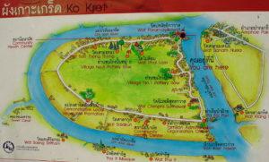 Karte von Ko Kret