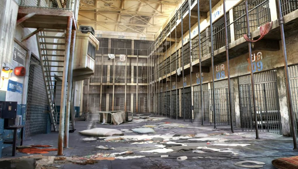 Gefängnis Thailand