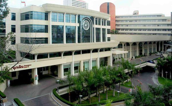 Das Krankenhaus Samitivej