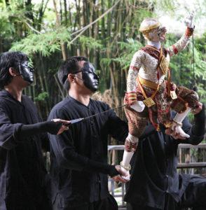 Ramayana in Baan Silapin