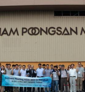 Firmen Meeting Bangkok