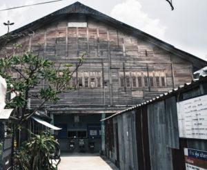 das älteste Kino in Bangkok