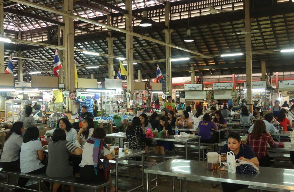 Nang Loeng Market Bangkok