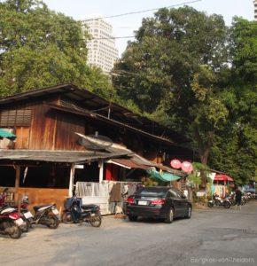 das unbekannte Bangkok